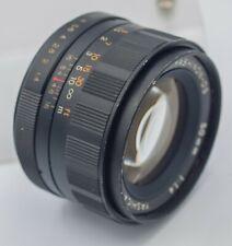 Yashica Yashinon-DS 50mm F1.4 Pentax M42 Screw Prime Lens SLR/Mirrorless Cameras