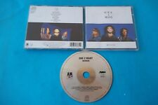 """ONE 2 MANY """"MIRROR """" CD 1988 A&M RECORDS LONDON NUOVO"""