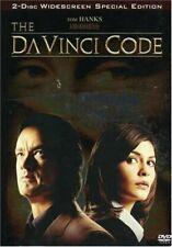 The Da Vinci Code Widescreen Two-Disc Special Edition (Dvd, 2006)