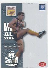 1994 Jason Dunstall Acetate Dynamic Sensation Hawthorn  MVP CC3