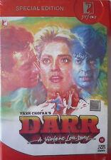 DARR 2 DISC SPECIAL EDITION YESH RAJ FILMS ORIGINAL BOLLYWOOD DVD