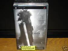 PSP Crisis Core: Final Fantasy VII FF7 New Limited Ed.