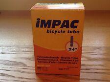 Impac Bicycle Tube 24 inch 40/57-507