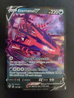 Eternatus V 116/189 Darkness Ablaze Ultra Rare  NM/M Pokemon Card