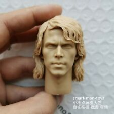Unpainted 1/6 Anakin Skywalker Darth Vader Blank Head Sculpt Star Wars
