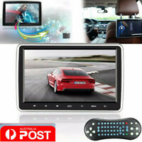 """10.1"""" LCD Universal Car Headrest Monitor DVD Player Inner Rear Seat Game Touch"""