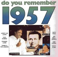 Various Artists-Do You Remember 1957 CD