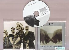 THE BEST OF 1990-2000 by U2. POP/ROCK ALBUM ON CD!