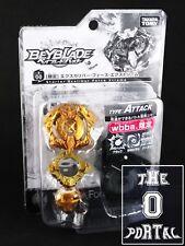 TAKARA TOMY Beyblade BURST B-00 Limited Gold Xcalibur Force Xtreme -ThePortal0