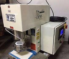Charles Ross Dpm 1/2 Pint Mixer / Vacuum /Jacketed Teflon Coated Bowl /4 mo wty