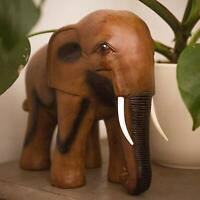 Elephant Garden Ornament Large African Sculpture Statue Decoration Asian Unique