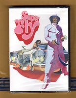 SUPERFLY DVD 1972 Film R18 Warner Full Length Theatrical Release 085392888825