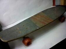 Vintage 1970'S Variflex  skateboard ! WHEEL CUT-OUT'S !! Trackers! KRYPTONICS
