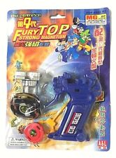 Beyblade 4 generation fury top strong magnetism with sniper grip metal spinner