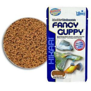 Hikari Fancy Guppy Fish food for guppy fish Rich in protein Floating tablets