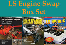 Chevy Gm Ls Engine Swap Box Set
