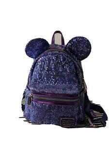 loungefly purple potion Backpack