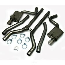Exhaust System Kit JBA Racing Headers fits 10-13 Chevrolet Camaro 6.2L-V8
