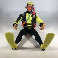 Action Man GI Joe Diver 2 Scuba Vintage Hasbro Action Figure Vintage 1995