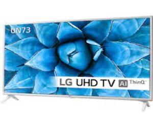 TV LG 43 POLLICI BIANCO 43UN73903LE 4K LED ULTRA hd Smart TV DVB-T2/S2 WIFI