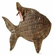 Riviera Maison Deko-Fisch Rustic Rattan (Groß)