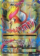 M Pidgeot EX 105/108 F/A XY Evolutions HOLO PERFECT MINT! Pokemon