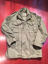 Vtg Military Outfit Shirt Army Vietnam Marines Jacket Us Fatigues Field Gear