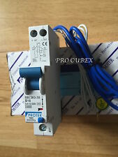 Protek 16 AMP tipo B 10 KA 30 ma RCBO dell' interruttore differenziale MCB 240V srcbo1-30 / B16 IEC 61009