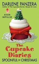 USED (GD) The Cupcake Diaries: Spoonful of Christmas by Darlene Panzera