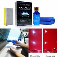 9H Nano Ceramic Auto Car Glass Coating Liquid Hydrophobic Anti Scratch Car Care