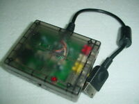 DC Dreamcast SEGA VGA Box High Definition Cable S-Video RCA Adapter Converter