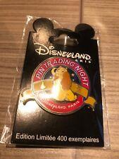 Disney DLP Paris Pin Trading Night LE 400 Logo Pin Belle Lady - 382/400