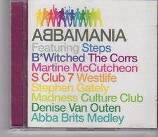 (FX892) Abbamania, 12 tracks various artists - 1999 CD