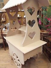 Wedding Candy Cart Sweet Cart Christening Cart, ideal for celebrations & events