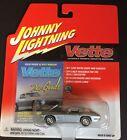 Johnny Lightning 1963 Chevy Corvette Split Window - Silver in Sealed Pack