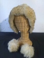 Women's Vintage Fur Winter Hat