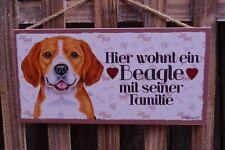 Türschild Haustierschild Schild Holzschild Deko Bild Wandbild Dalmatiner Hund