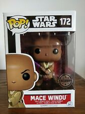 Funko POP - Mace Windu - Star Wars 172 - Exclusive