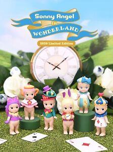 Sonny Angel Doll In Wonderland kawaii kewpie cute mini figure deco doll gift