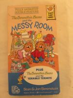 The Berenstain Bears and the Messy Room - VHS