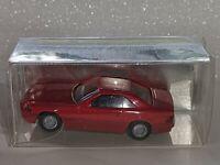 Wiking Werbemodell - Mercedes 500 SL , rot, mit Lüfter 2-teilig  T@P
