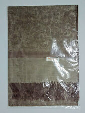 Jacquard Womens Paisley Pashmina Shawl Scarf Stole Wrap Elegant Paisley Silk