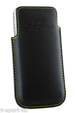 New Genuine Porsche Drivers Selection Leather iPhone 5 5S 918 Spyder Case