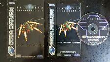 FIRESTORM: THUNDERHAWK 2-Sega Saturn En Caja Y Completo!