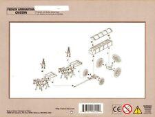 Hat Industrie French Ammunition Wagon - 1/72 Scale Model Kit - 8101- 1 sprue