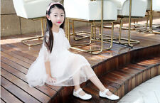 Kids Girls Toddler Dress Shoes Children Princess Shoes Flats Wedding Party Dance