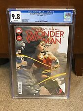 New listing Dc Comics Sensational Wonder Woman #1 Cgc 9.8