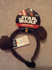 Princess Leia Disney Star Wars Headpiece S/M-M/L Dog Costume Accessory Cosplay