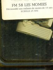 FENRYLL 1  BLISTER FM58 LES MOMIES