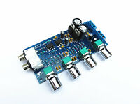 12V 2.0 preamp Stereo HIFI NE5532 Tone Board Preamplifier Dual op amp